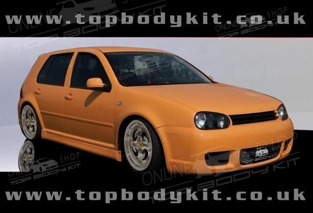 VW Golf MK4 Body Kit R32 style