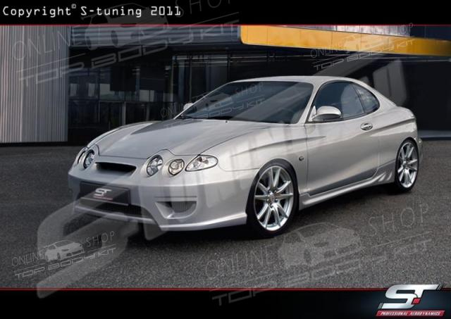 Hyundai Coupe Front Bumper