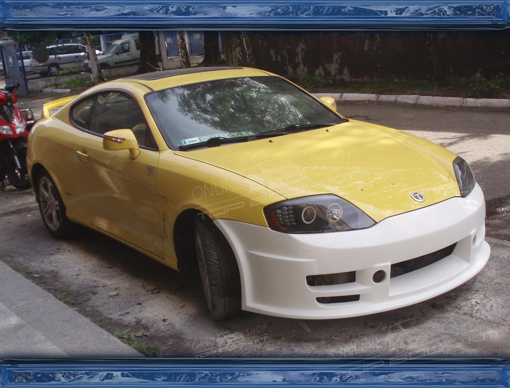 hyundai coupe 2003 front bumper