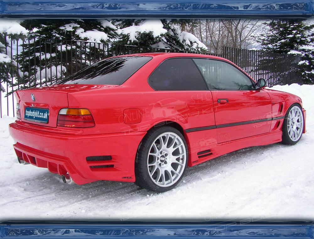 bmw e36 body kit for coupe/convertible