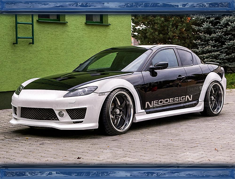 Mazda RX-8 Body Kit NEO
