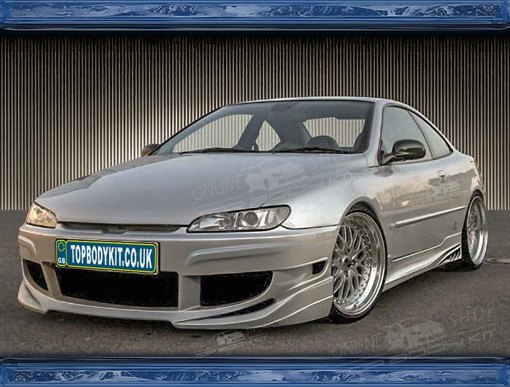 peugeot 406 coupe body kit k racing