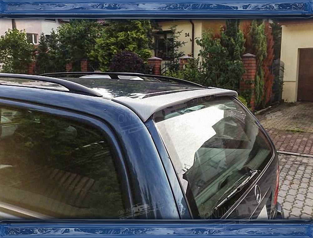 Mercedes E W210 Roof Spoiler
